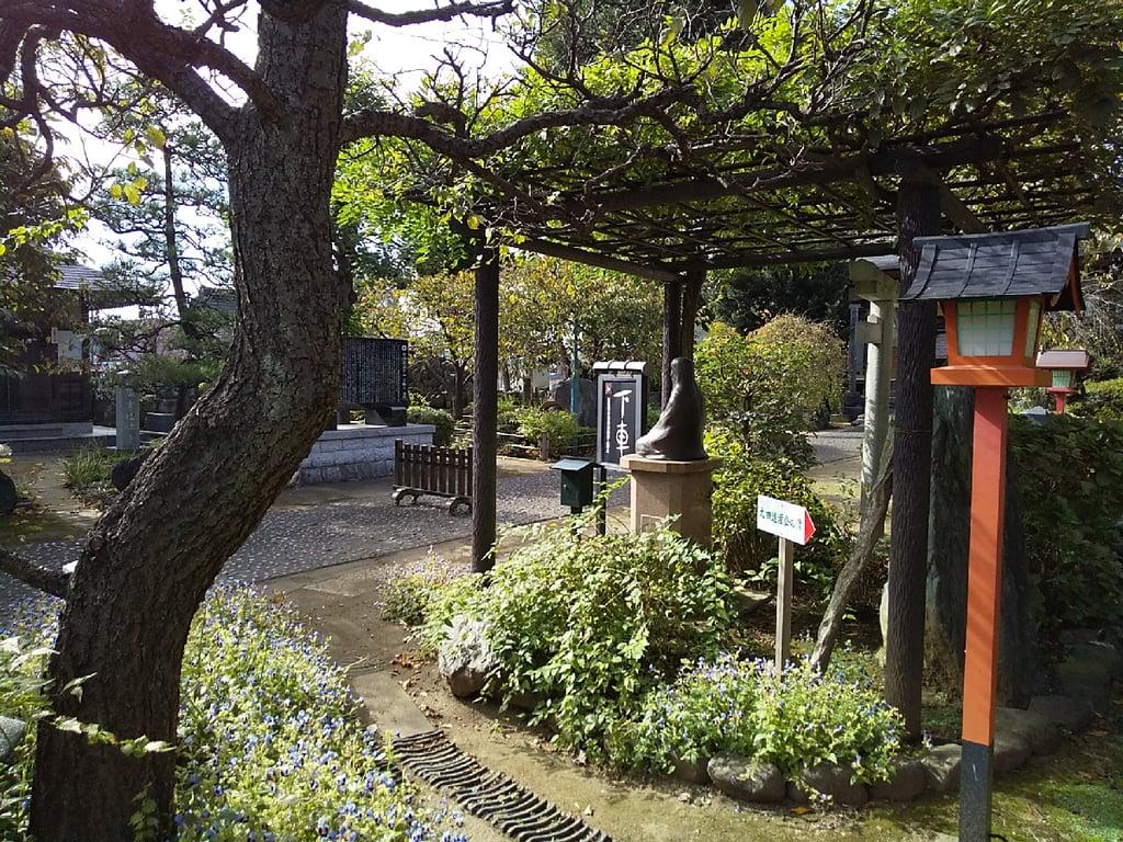 芳林寺の建物その他