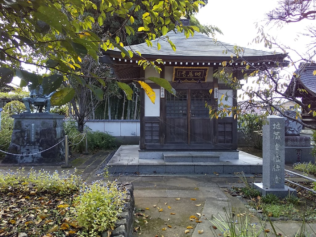 芳林寺の末社
