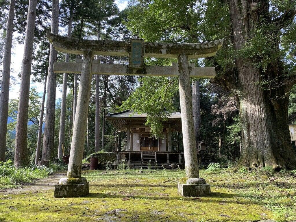 池大神社(山梨県)