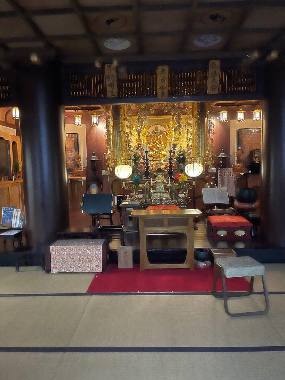 宗恵院の本殿