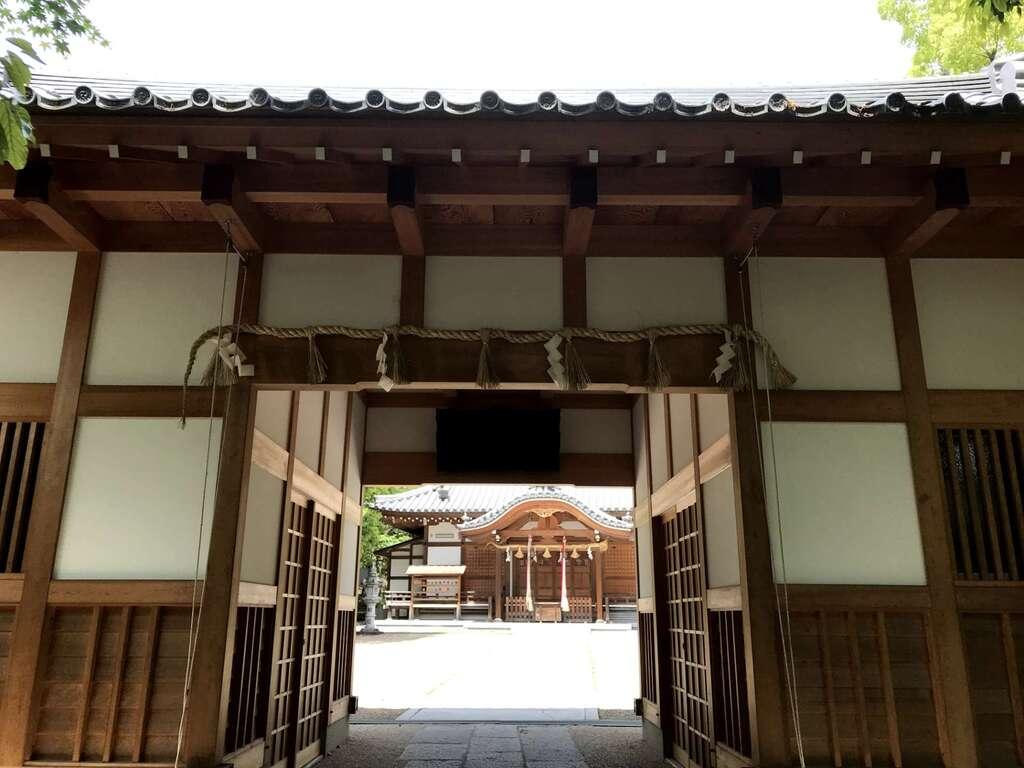 吉志部神社(大阪府)