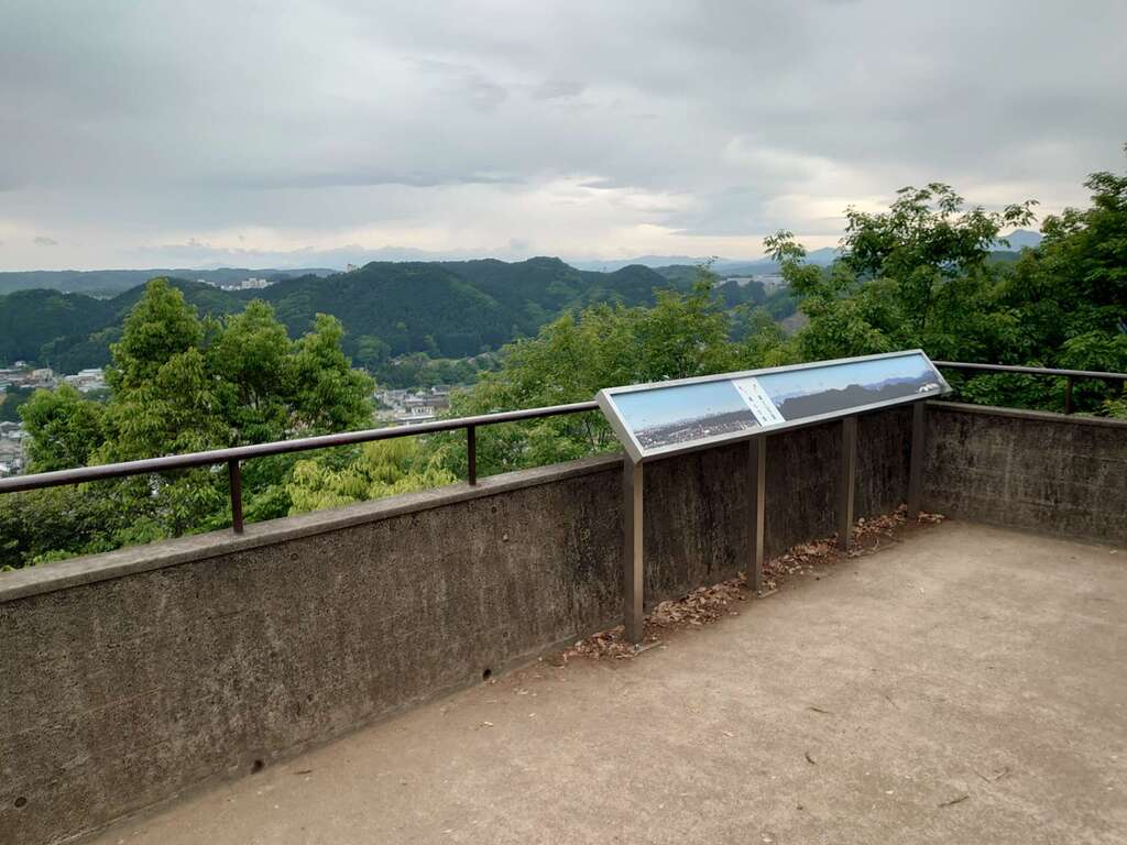 能仁寺の景色