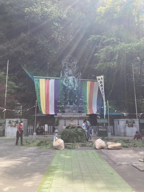 大本山七宝瀧寺の建物その他