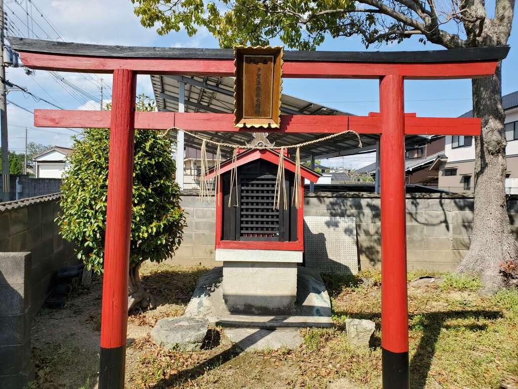 川北住吉神社の末社