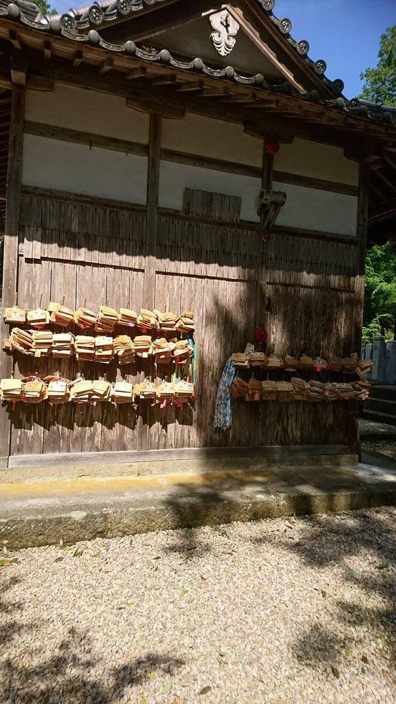 久久比神社の絵馬
