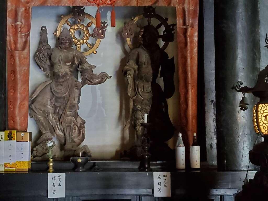 太山寺の仏像