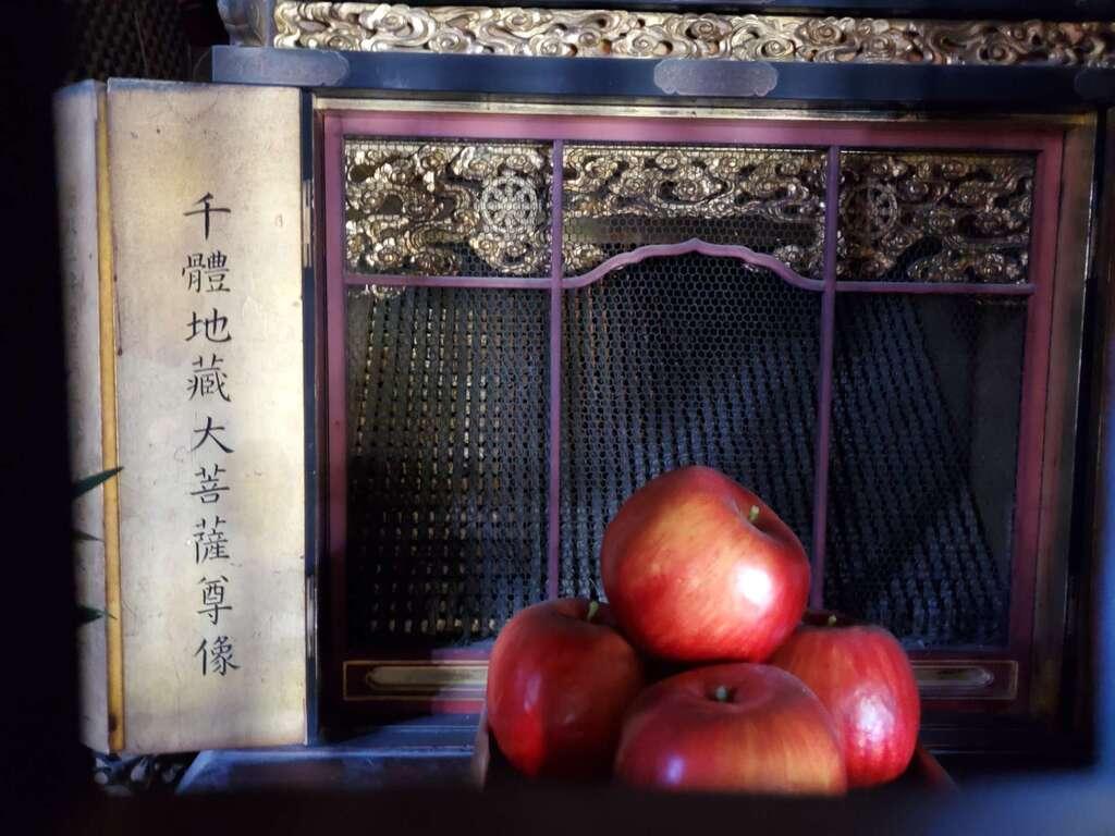 太山寺の地蔵