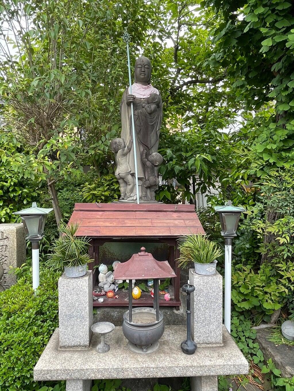 念佛寺の地蔵