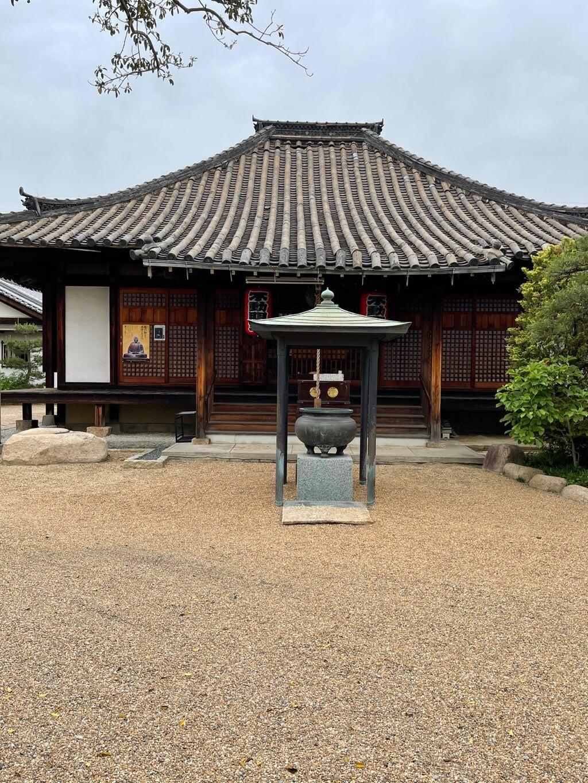 荘厳浄土寺の本殿