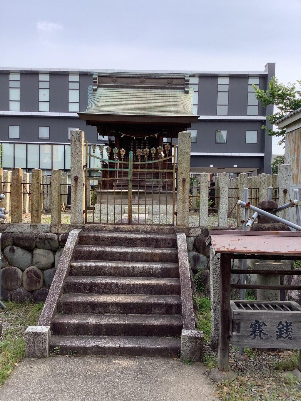 天神社(余坂天神社)(愛知県)