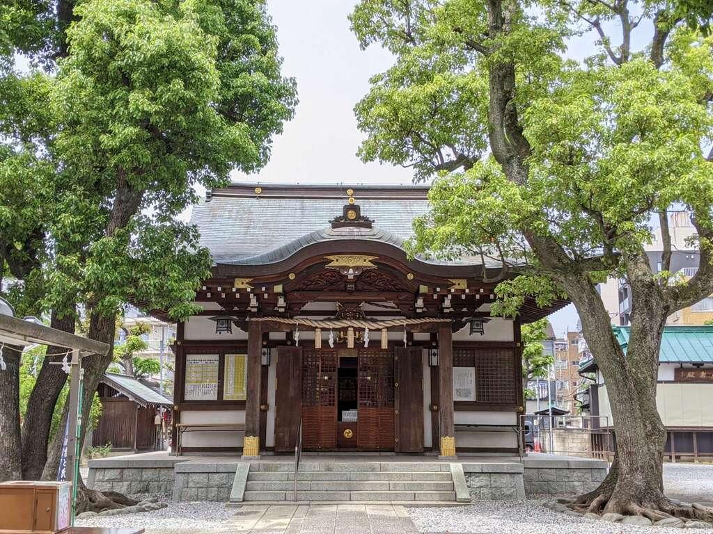 橘樹神社(神奈川県)