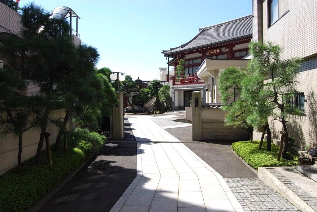 徳雲寺の建物その他