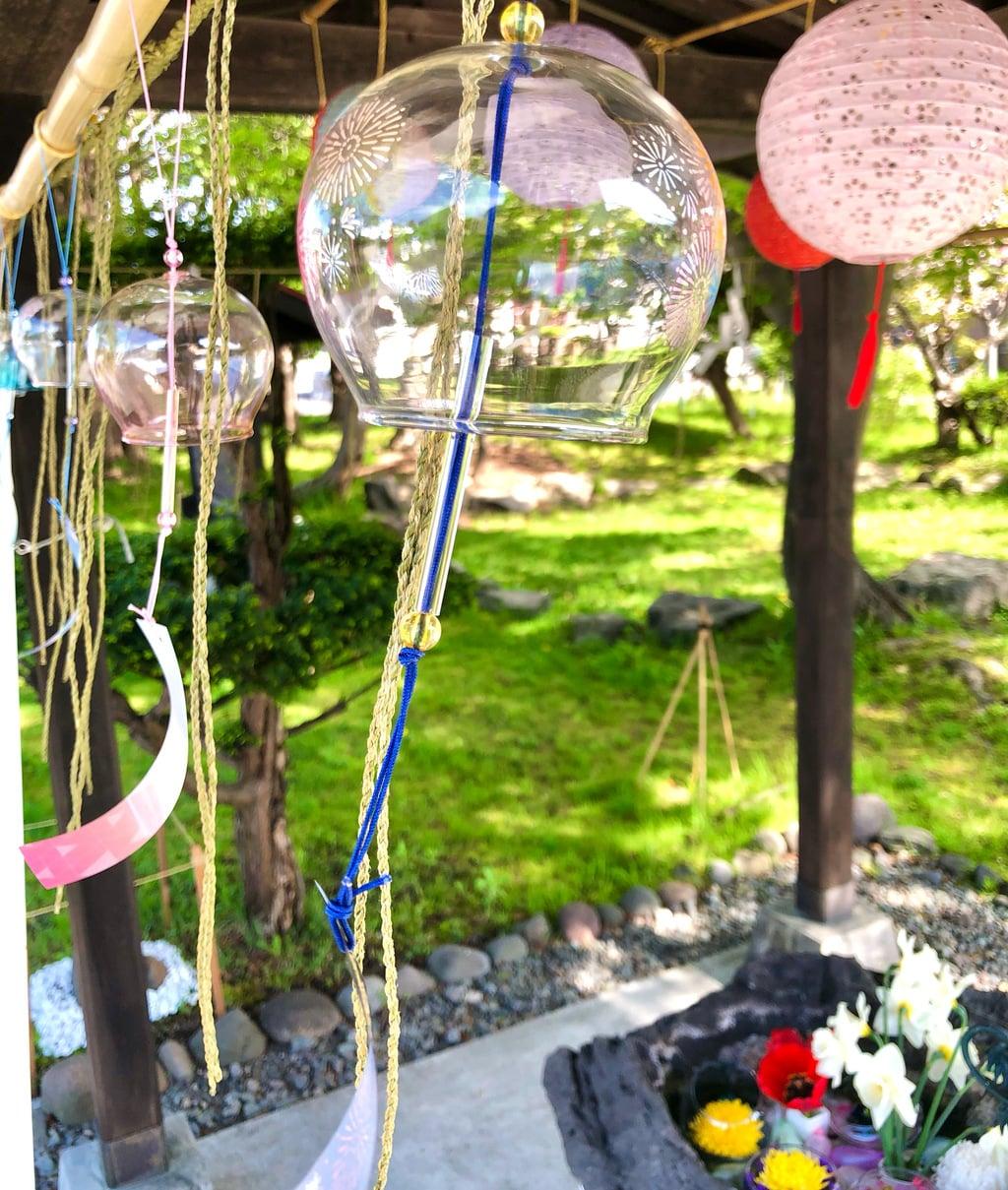 伊達神社の手水