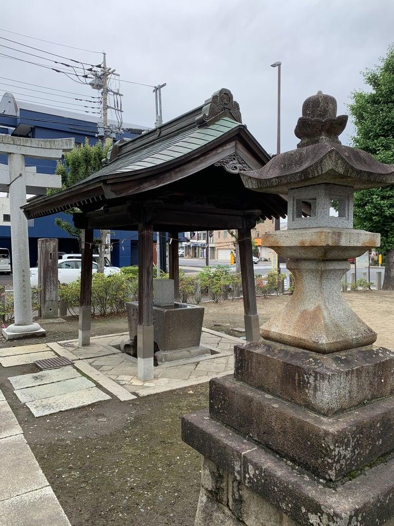 御嶽神社(小児玉稲荷社)(栃木県)