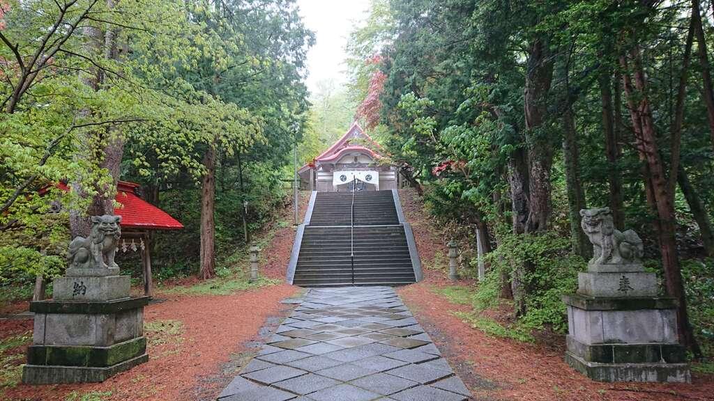 十勝神社(北海道)