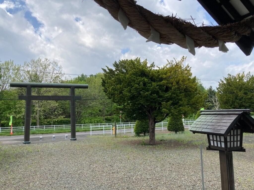 八幡宮(川下八幡宮)(北海道)