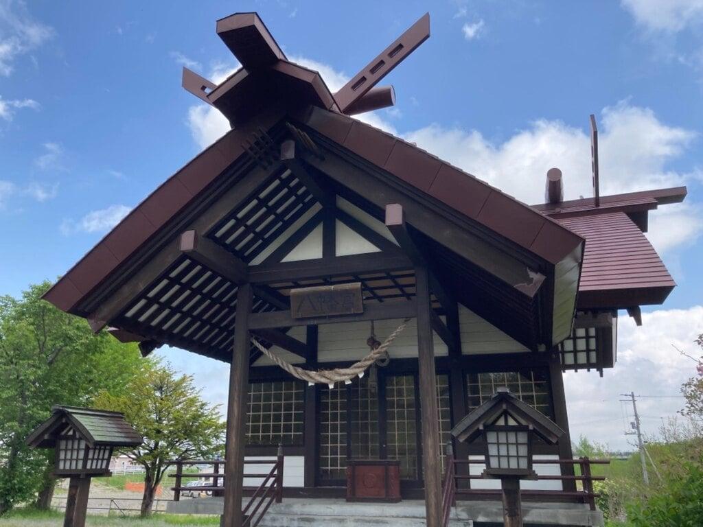 八幡宮(川下八幡宮)の本殿