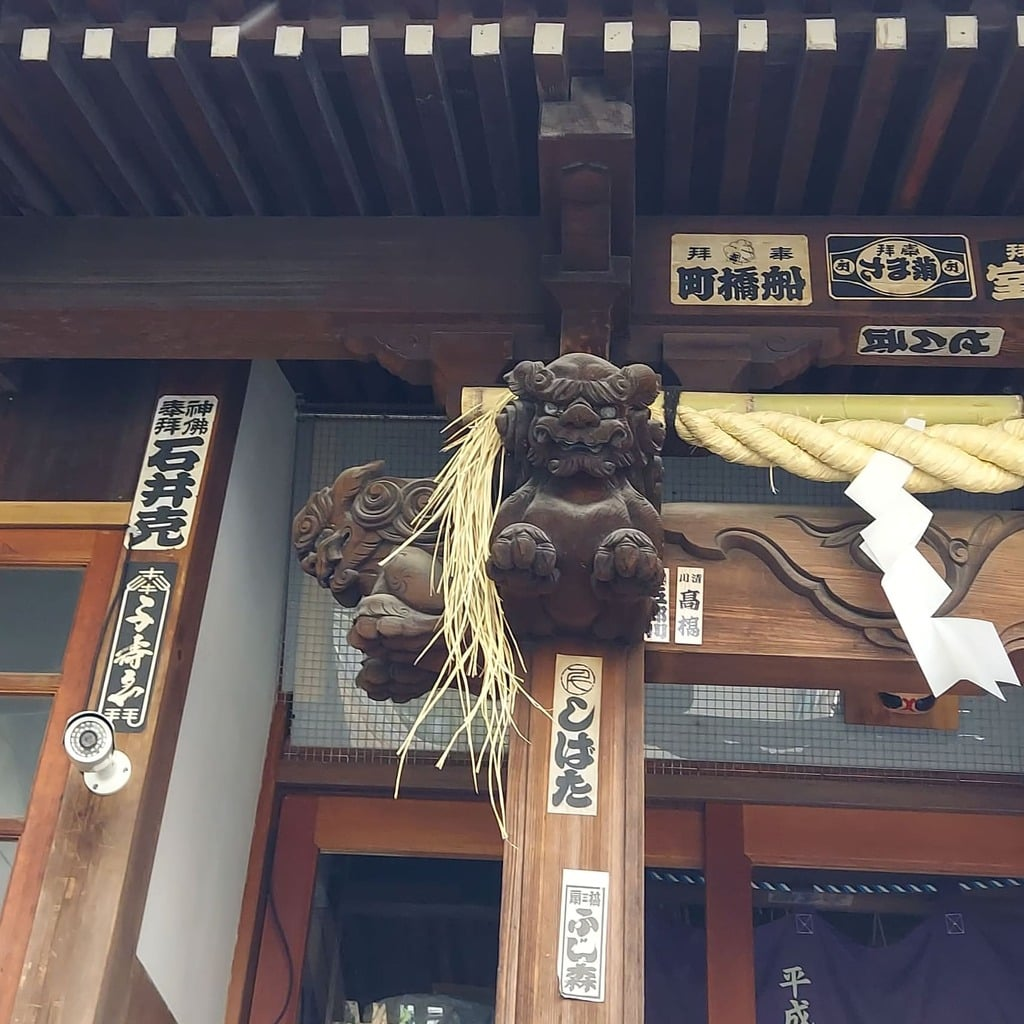 秋葉神社の芸術