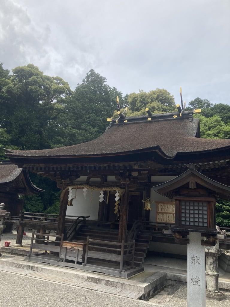 御上神社(滋賀県)