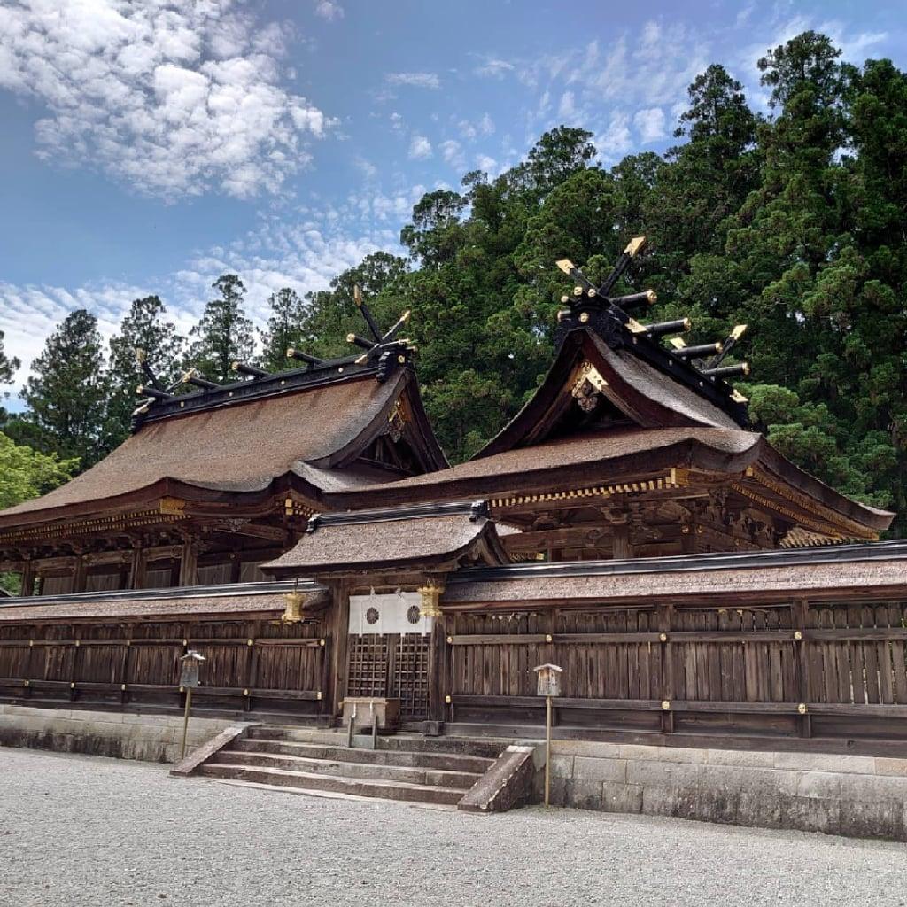 熊野本宮大社(和歌山県)