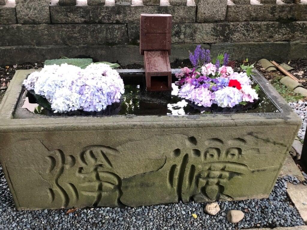 鴨島八幡神社(徳島県)