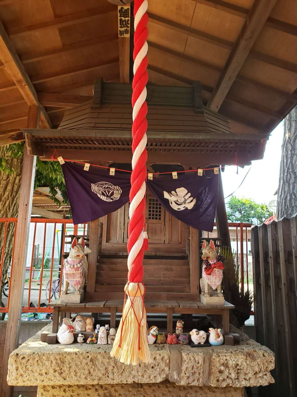 打越天神北野神社(東京都)