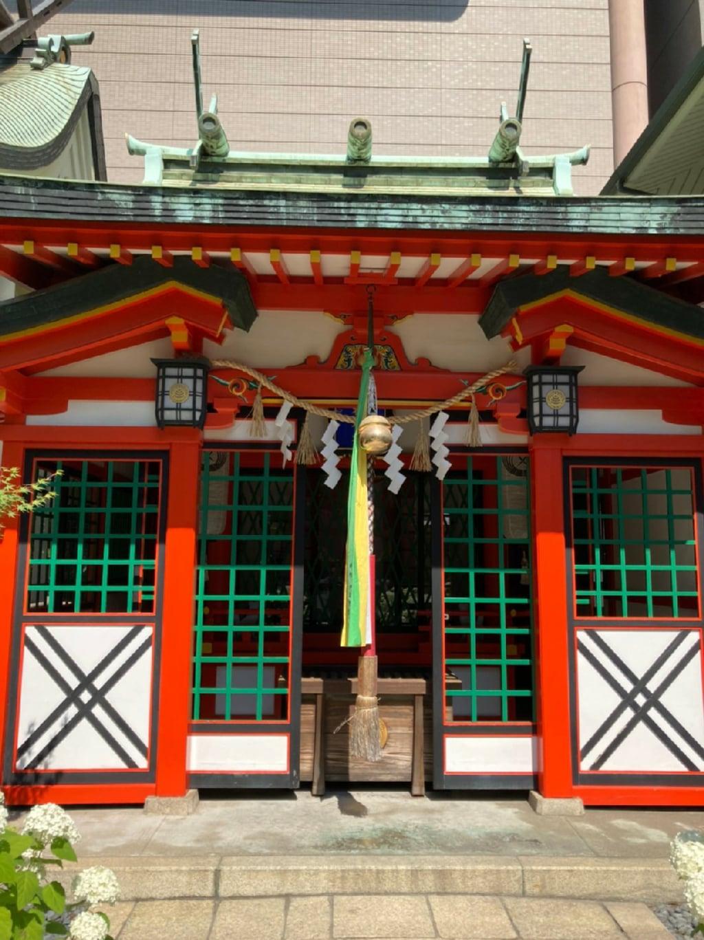 坐摩神社の末社