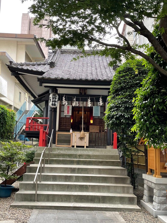 飯倉熊野神社(東京都)