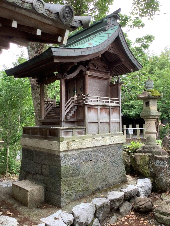 大垣八幡神社の末社