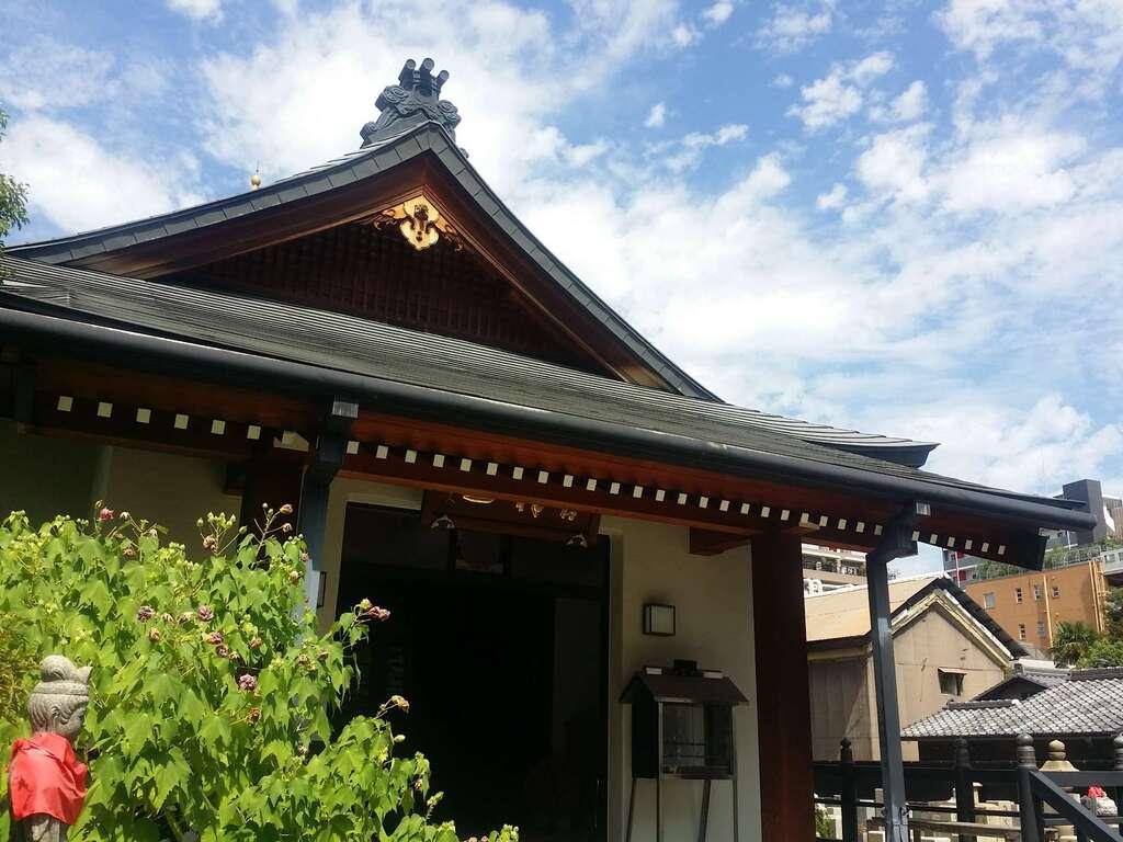 青蓮寺の建物その他