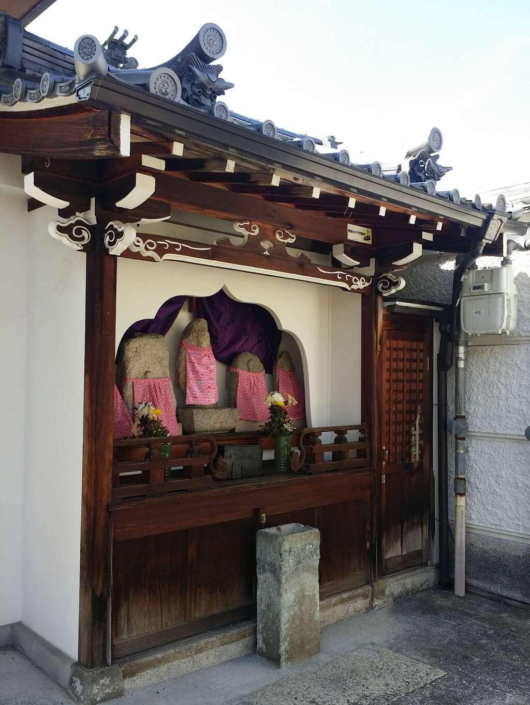 京善寺の地蔵