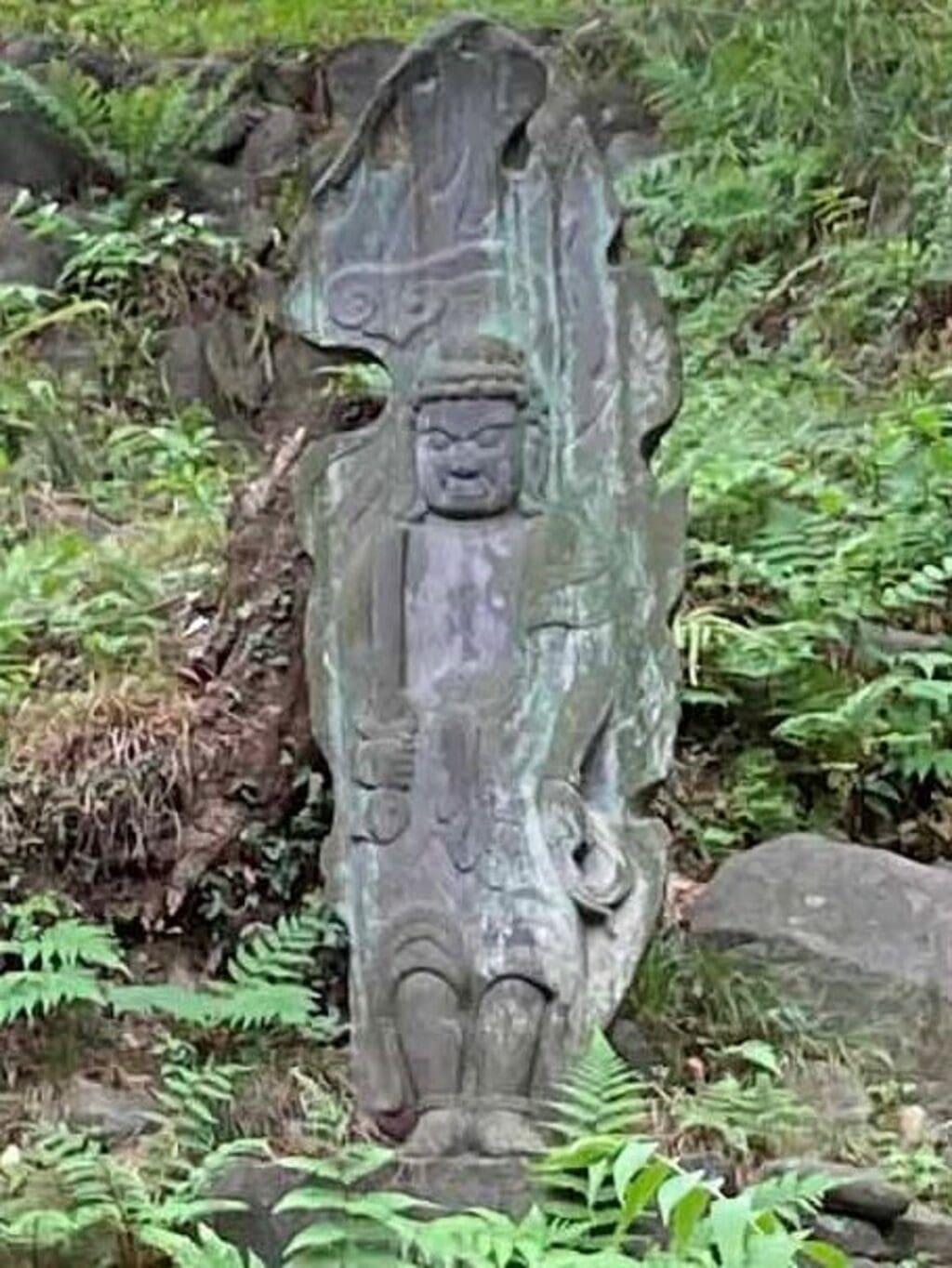 達磨寺の仏像