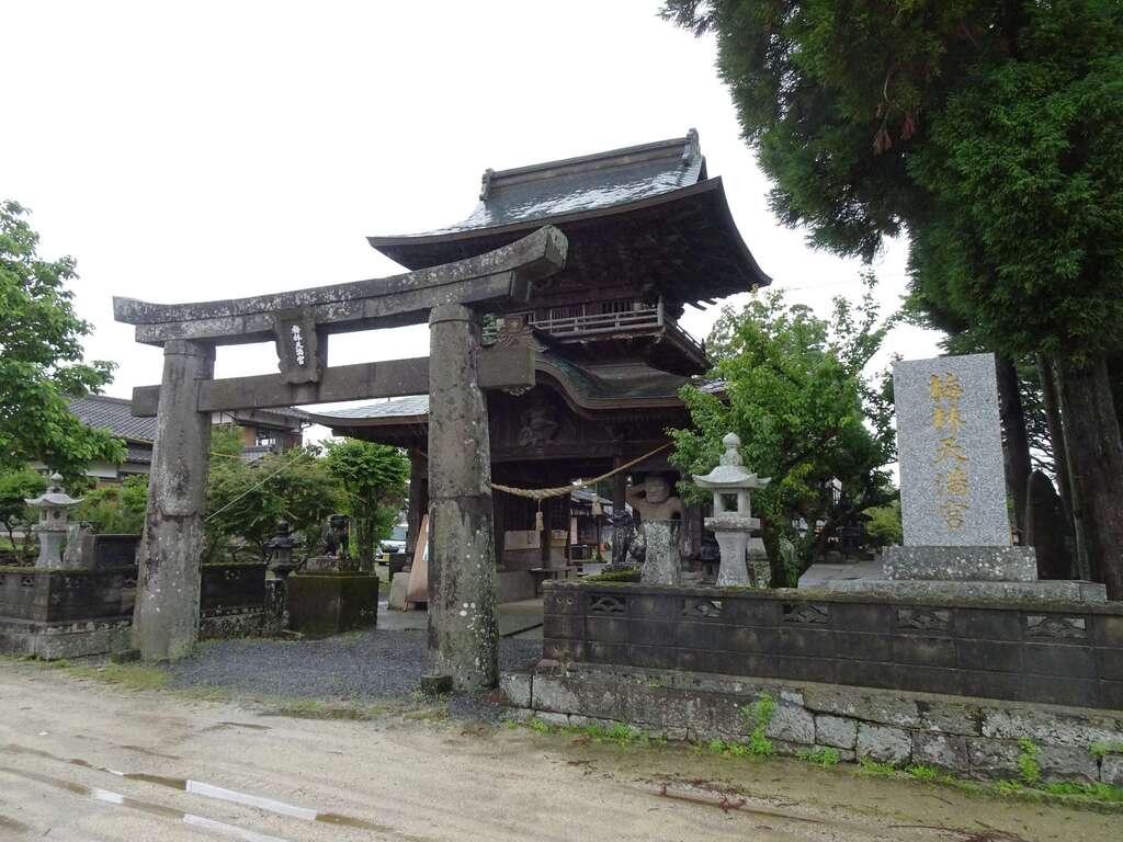 梅林八幡宮(熊本県)