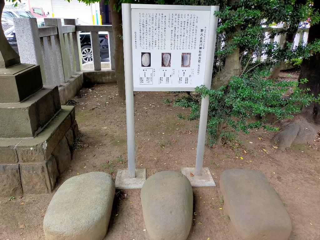 野火止氷川神社(埼玉県)