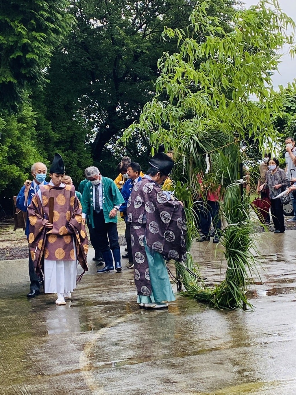 河内阿蘇神社(熊本県)