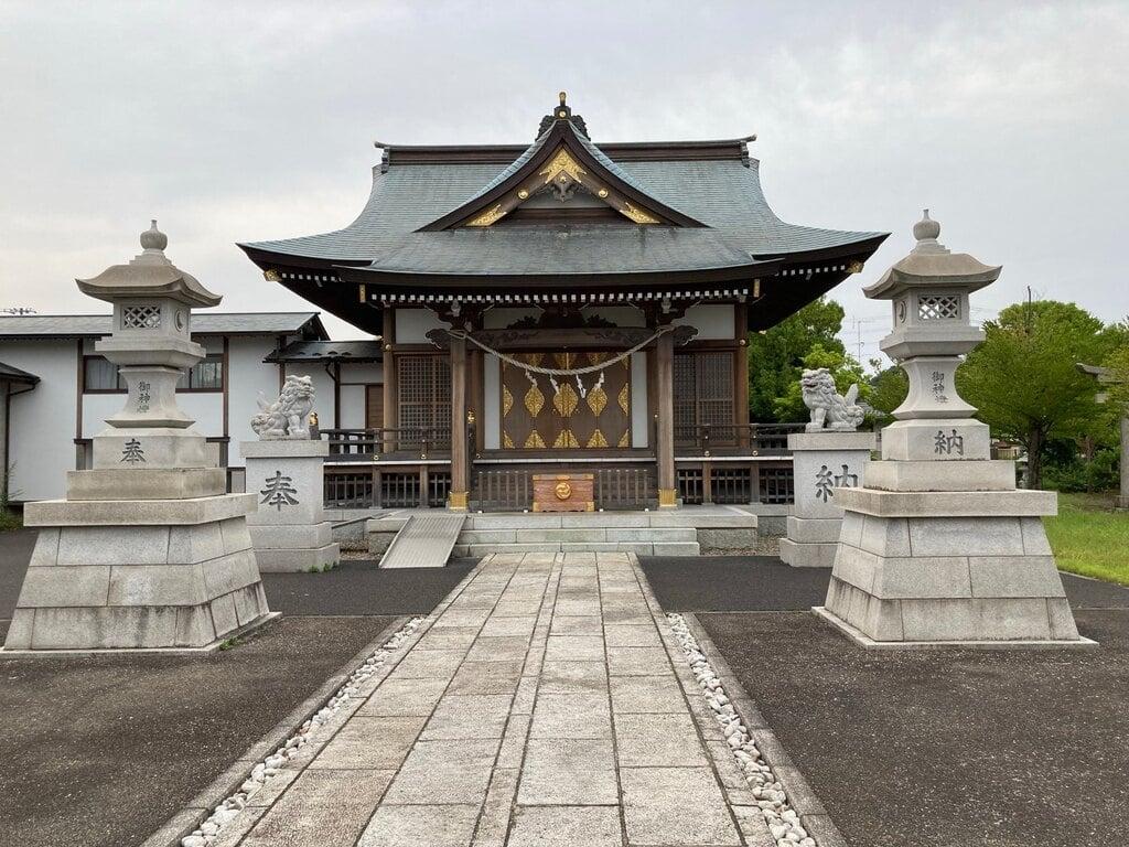 栗木御嶽神社(神奈川県)