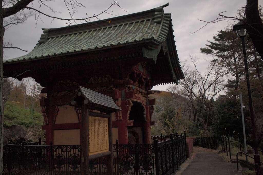狭山山不動寺(埼玉県)
