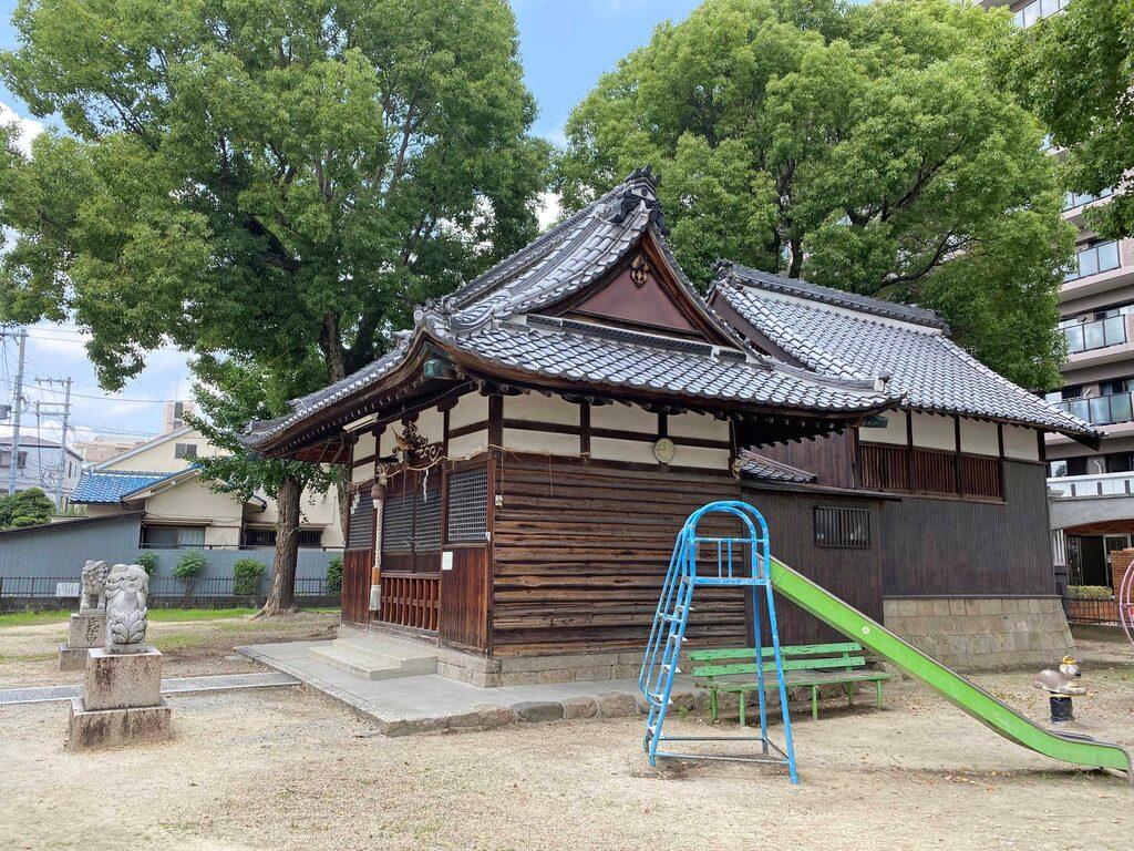 大津神社(大阪府)