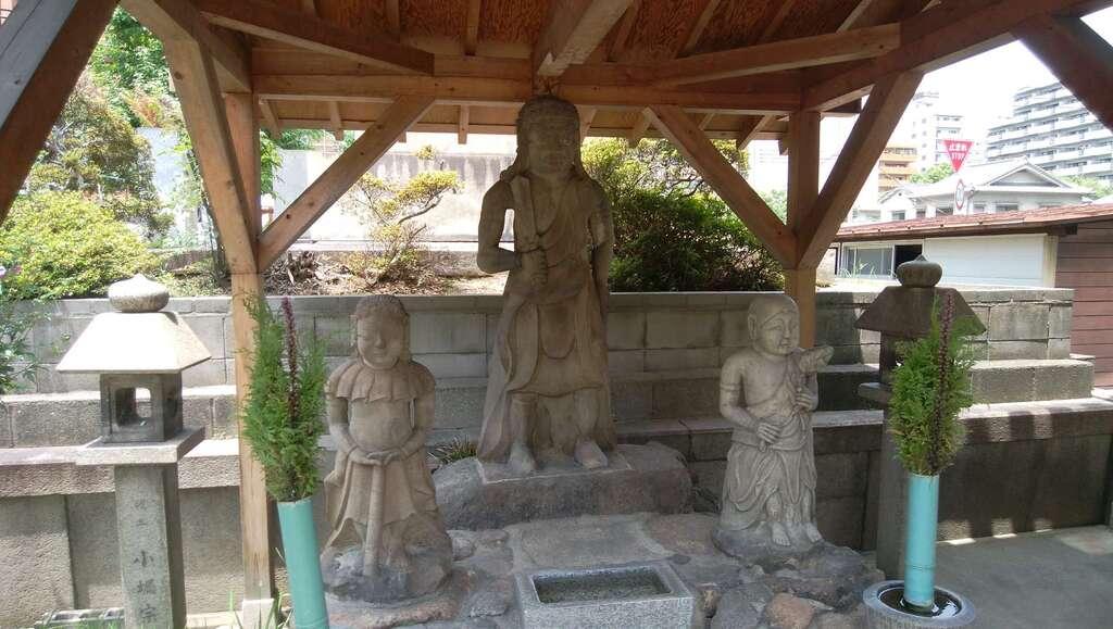 正念寺の仏像