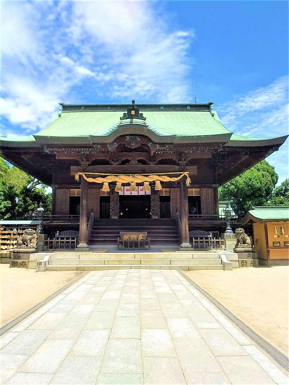 水天宮(福岡県)
