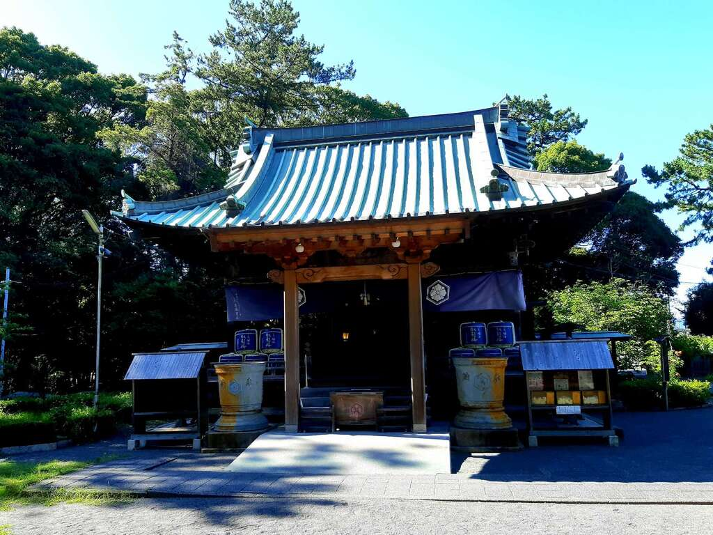 御穂神社(静岡県)