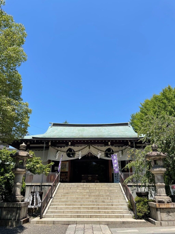 亀戸香取神社(東京都)