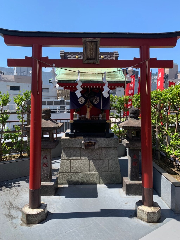朝日稲荷神社(東京都)