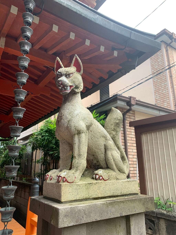 豊受稲荷本宮(千葉県)