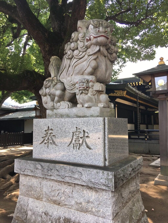 穴八幡宮(東京都)