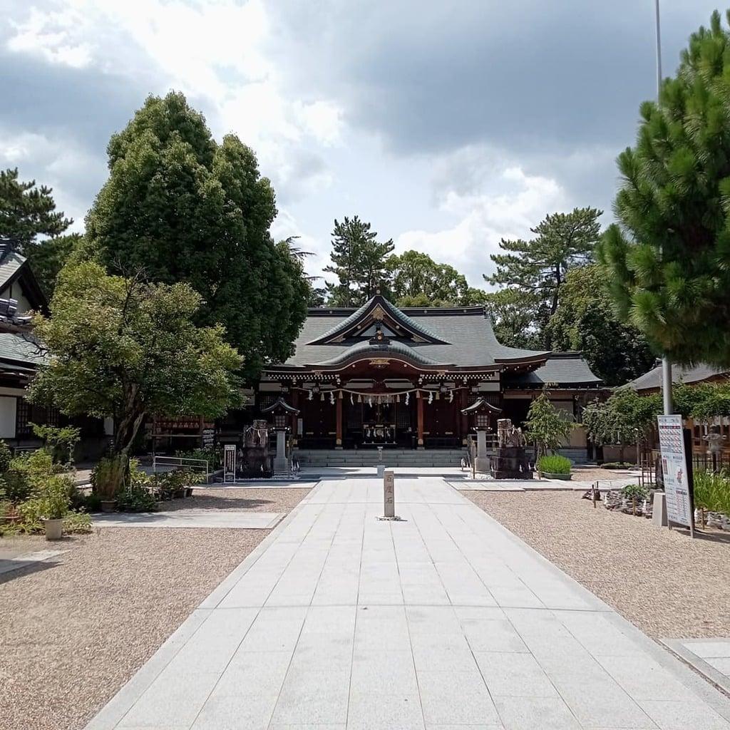 辛國神社(大阪府)