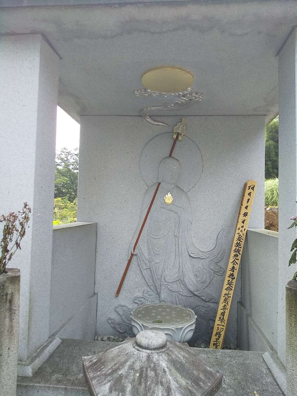 瀧泉寺の仏像