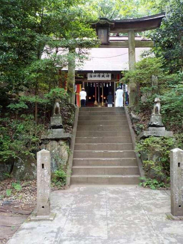 釜山神社(埼玉県)