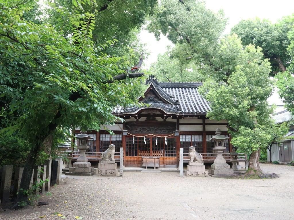 式内楯原神社(大阪府)