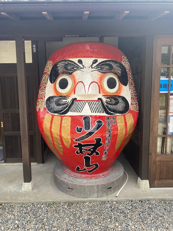 達磨寺の像